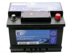 original opel starterbatterie autobatterie batterie. Black Bedroom Furniture Sets. Home Design Ideas